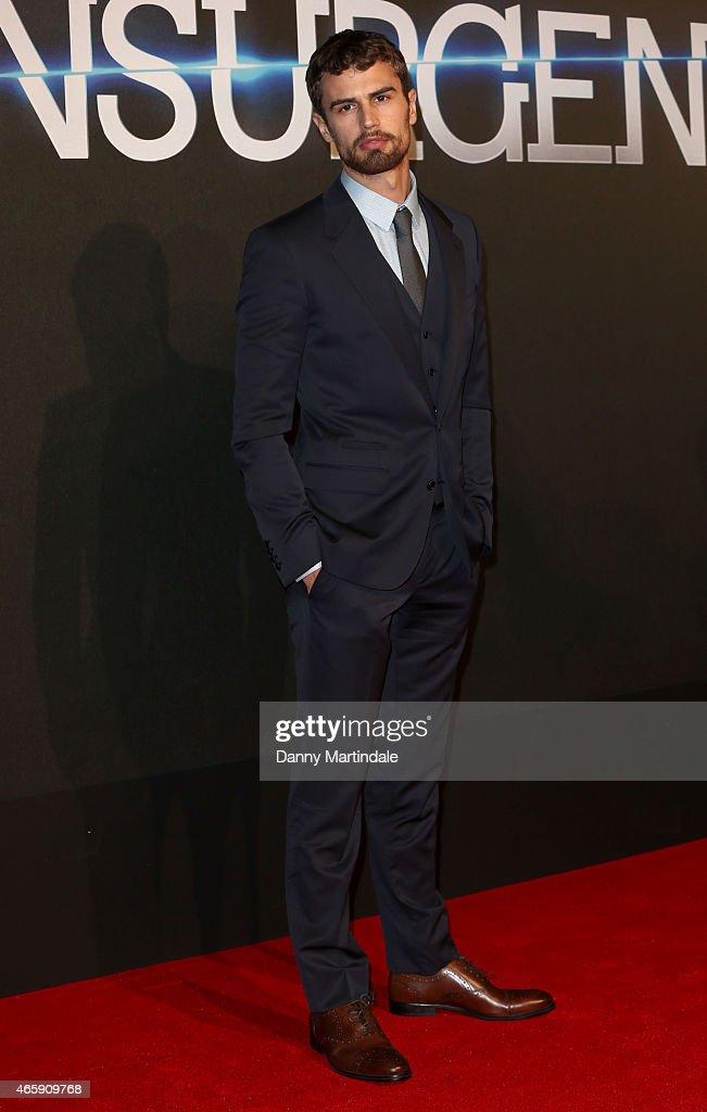 """Insurgent"" World Premiere - Red Carpet Arrivals"