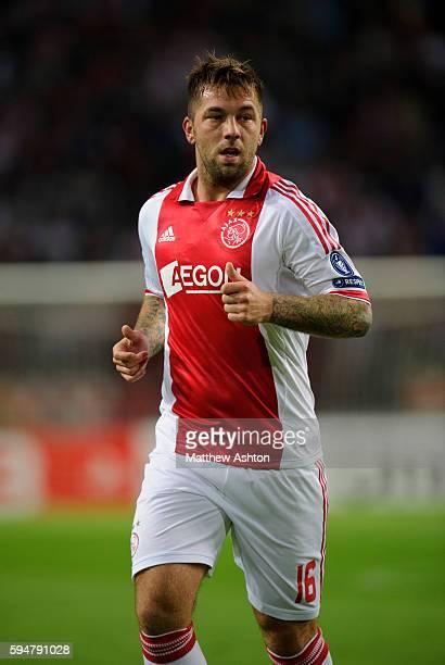 Theo Janssen Of Ajax