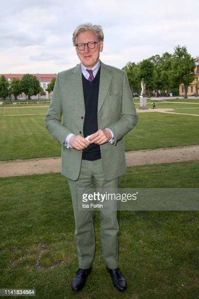 Theo Koll during the 14th Long Night of the Sueddeutsche Zeitung at Schloss Charlottenburg on May 6 2019 in Berlin Germany