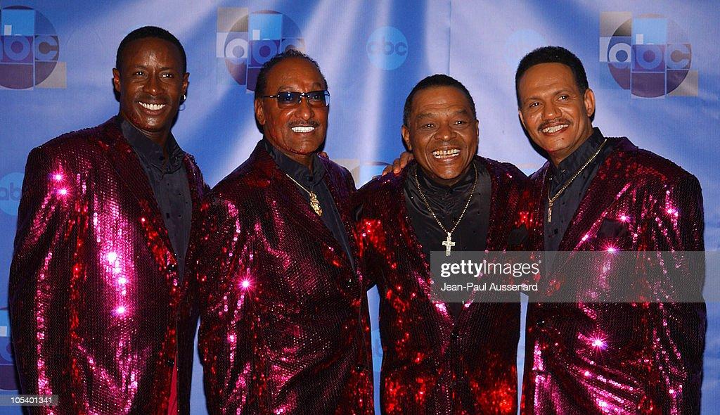 """Motown 45"" Anniversary Celebration - Pressroom"