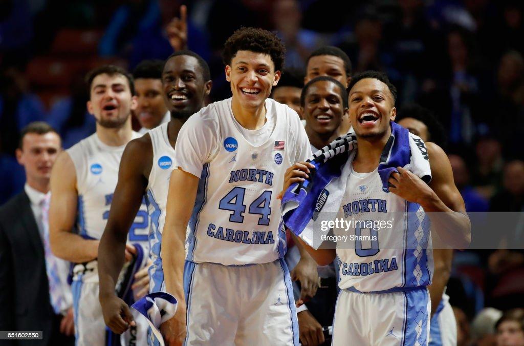 NCAA Basketball Tournament - First Round - Greenville