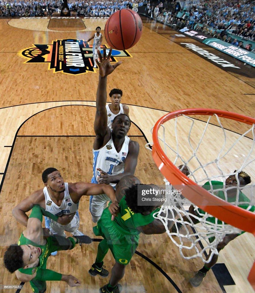 NCAA Men's Final Four - Oregon v North Carolina : News Photo