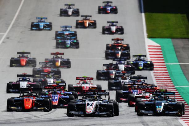 AUT: Formula 3 Championship - Round 2:Spielberg - Second Race
