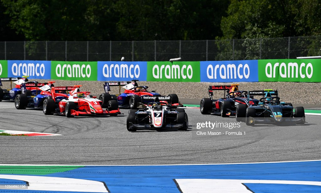 Formula 3 Championship - Round 2:Spielberg - Second Race : ニュース写真