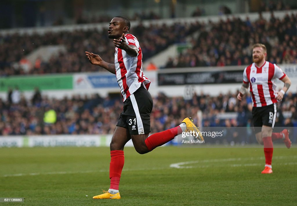 Ipswich Town v Lincoln City - The Emirates FA Cup Third Round : News Photo