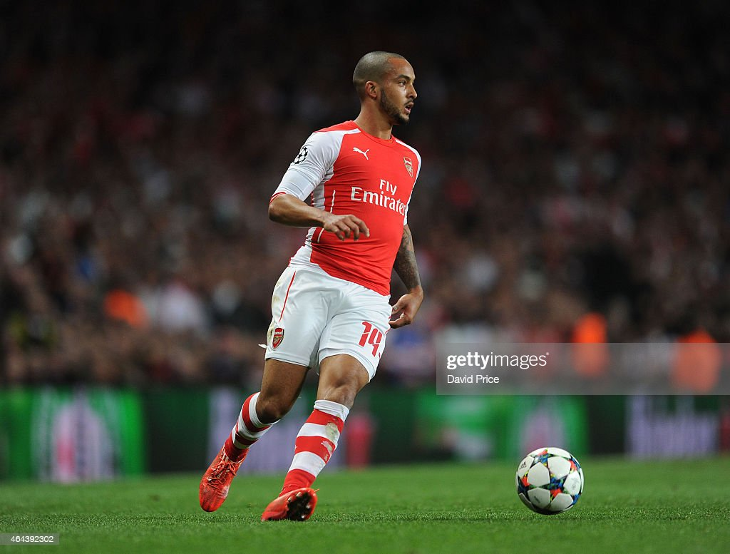 Arsenal v AS Monaco FC - UEFA Champions League Round of 16 : News Photo