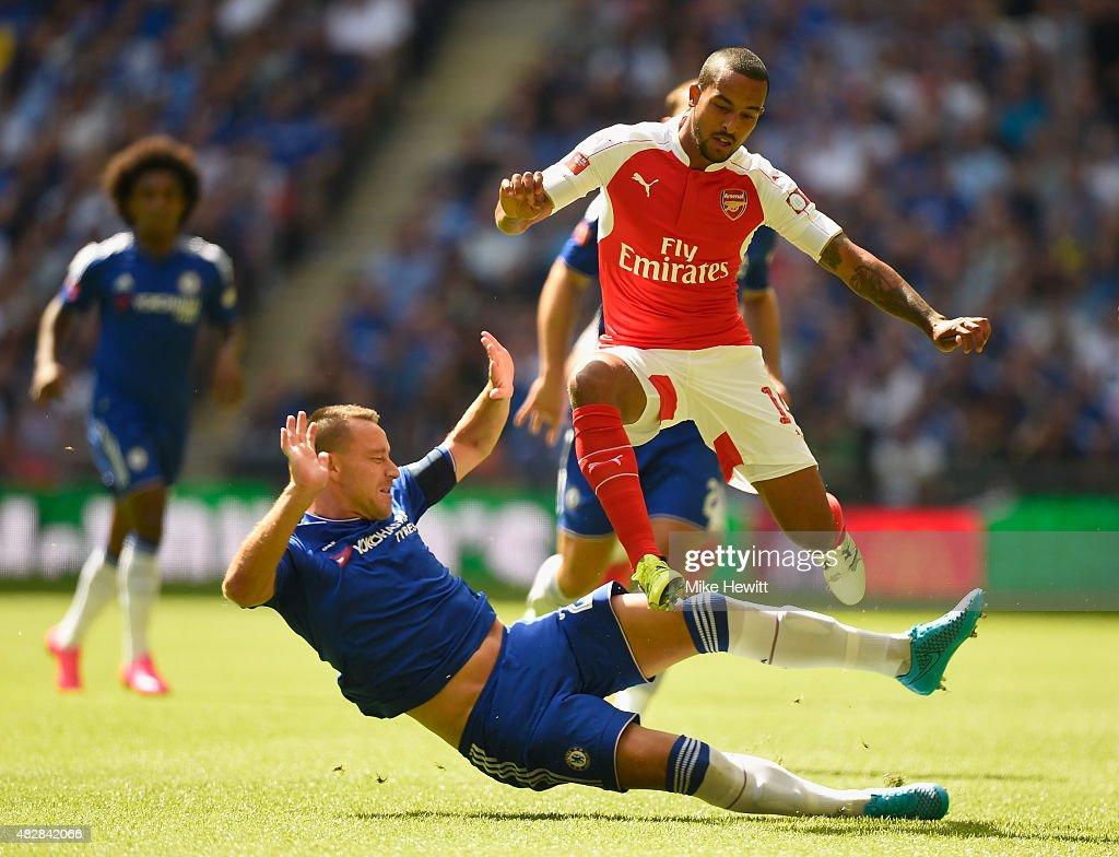Chelsea v Arsenal - FA Community Shield : News Photo