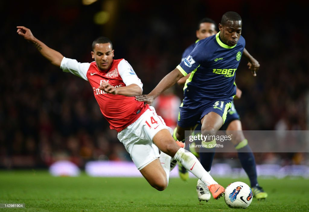 Arsenal v Wigan Athletic - Premier League