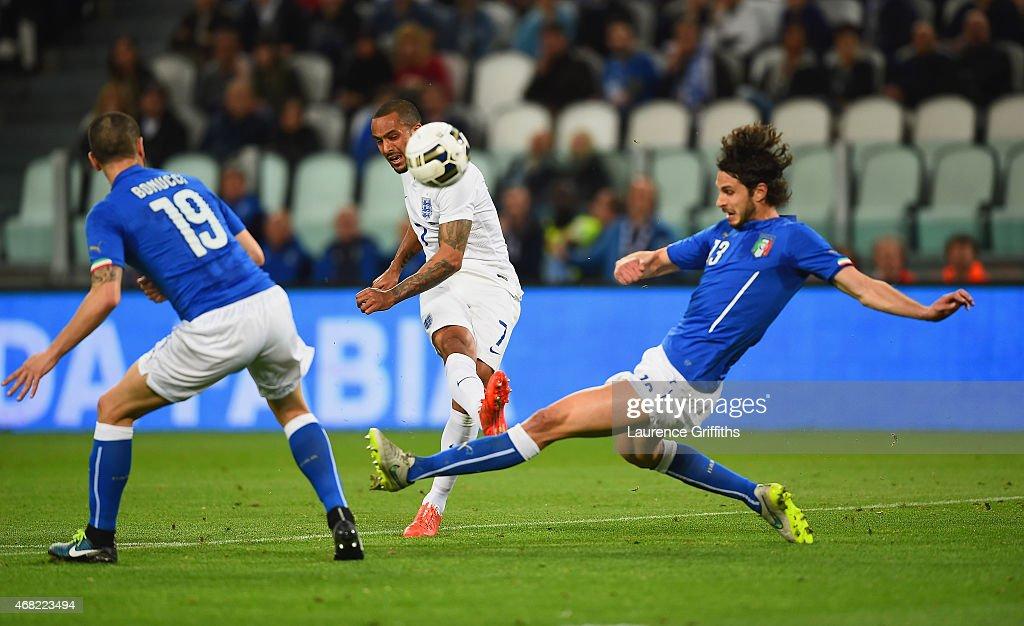 Italy v England - International Friendly : News Photo