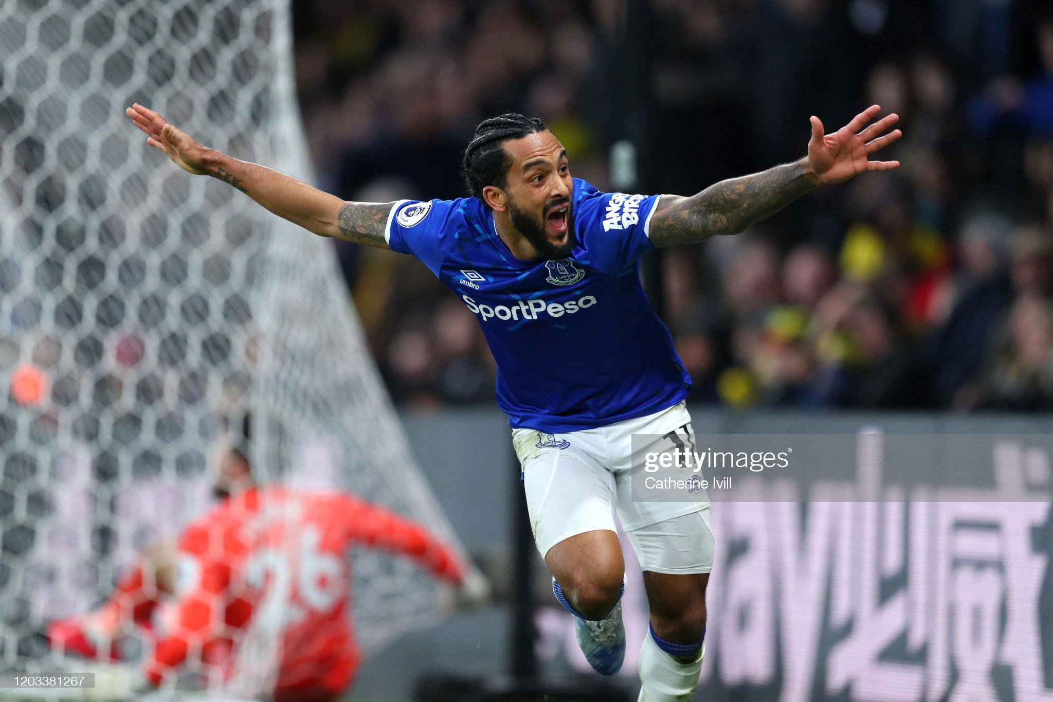 Watford FC v Everton FC - Premier League : ニュース写真