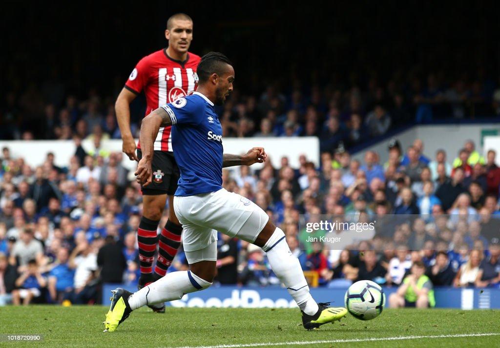 Everton v Southampton - Premier League