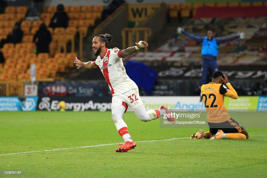 Wolverhampton Wanderers v Southampton - Premier League : ニュース写真