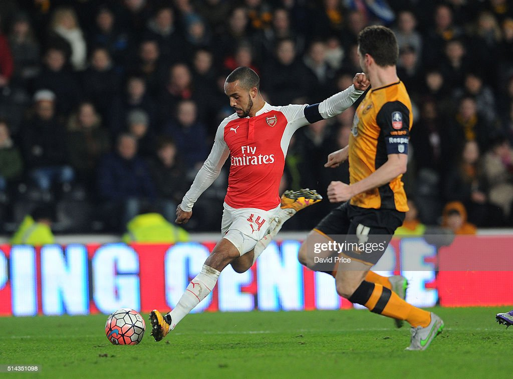 Hull City v Arsenal - The Emirates FA Cup Fifth Round Replay
