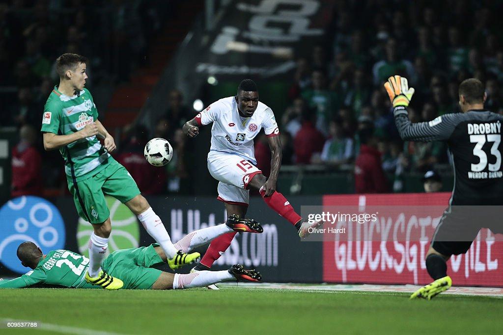Werder Bremen v 1. FSV Mainz 05 - Bundesliga : News Photo