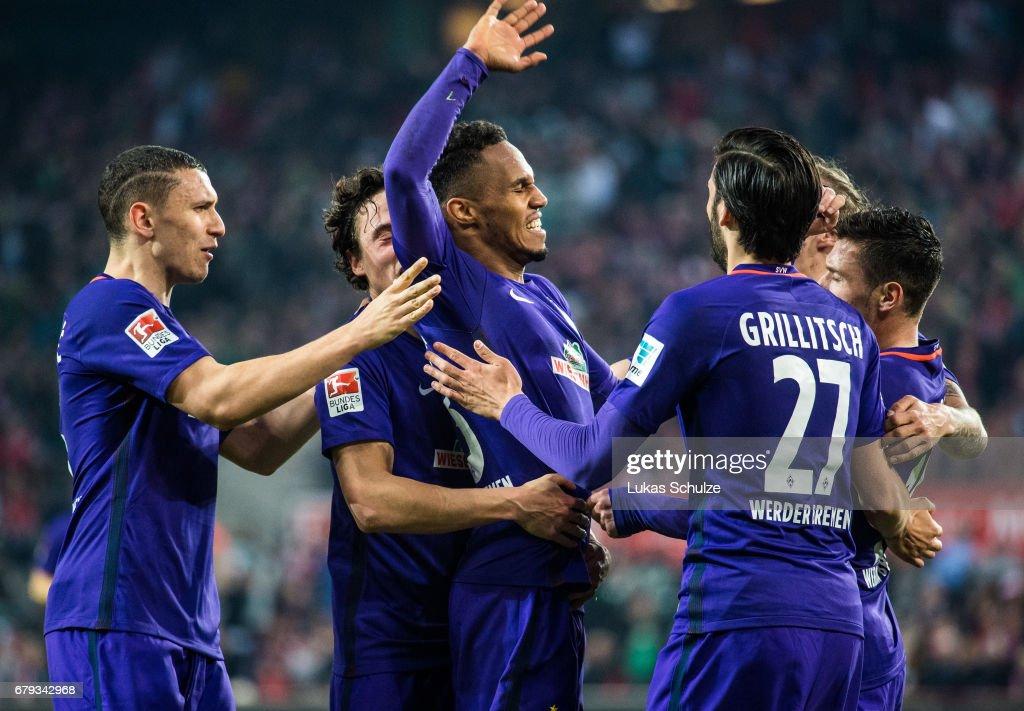 1. FC Koeln v Werder Bremen - Bundesliga