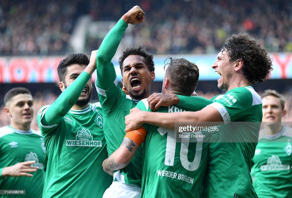 DEU: SV Werder Bremen v Sport-Club Freiburg - Bundesliga
