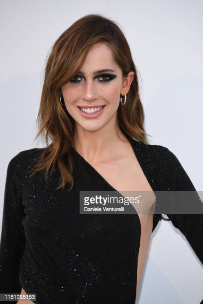 Theodora Quinlivan attends the amfAR Cannes Gala 2019 at Hotel du CapEdenRoc on May 23 2019 in Cap d'Antibes France