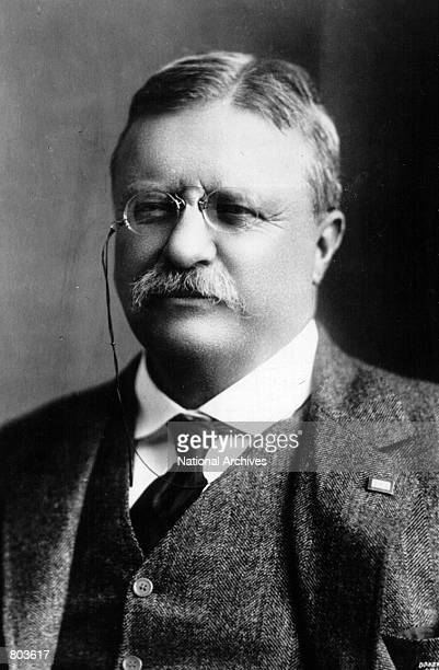Theodore Roosevelt twentysixth President of the United States serving from 1901 to 1909
