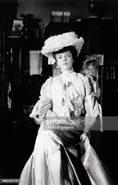 Theodore Roosevelt's eldest daughter Alice Roosevelt Longworth