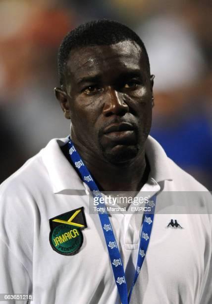 Theodore Whitmore Jamaica coach