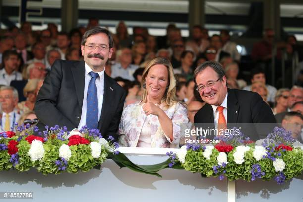 Theodorus Jozef Franciscus Marie 'Theo' Bovens Governor Limburg Princess Margarita de Bourbon de Parme cousin of Willem Alexander of the Netherlands...
