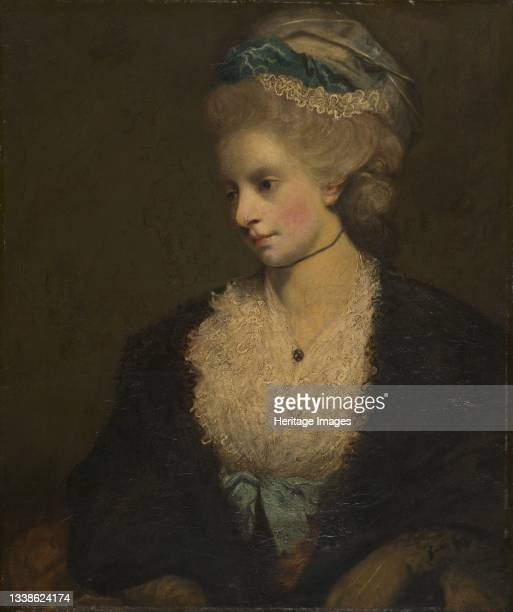Theophila Gwatkin, 18th century. Artist Sir Joshua Reynolds.