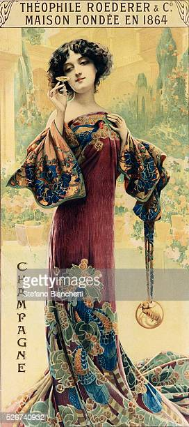 Theophile Roederer Champagne Poster