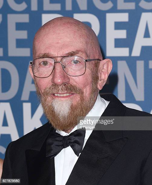 Theoretical Physicist Kip Thorne attends the 2017 Breakthrough Prize at NASA Ames Research Center on December 4 2016 in Mountain View California