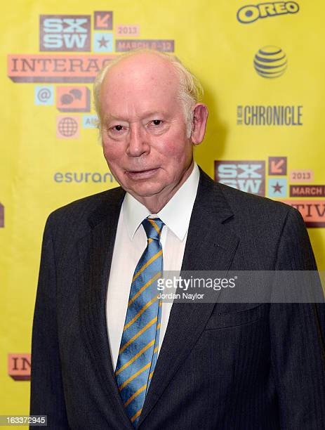 Theoretical physicist Steven Weinberg attends the Toward the Unification of Physics panel during the 2013 SXSW Music, Film + Interactive Festival at...
