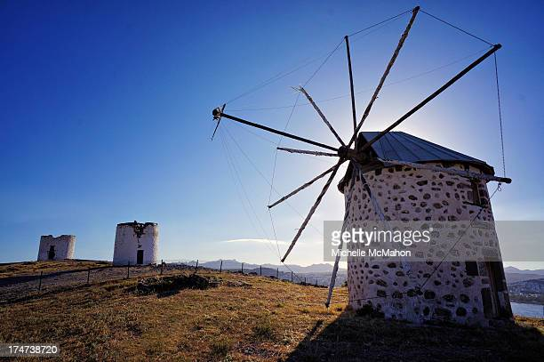 CONTENT] There are a number of windmills in various stages of disrepair located on the hill top between Gumbet and Bodrum Turkey Dating back to the...