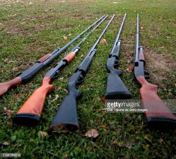 There are long guns \u2014 and really long guns. These five scatterguns are among the latter. Each is outfitted with a barrel that exctends the gun...