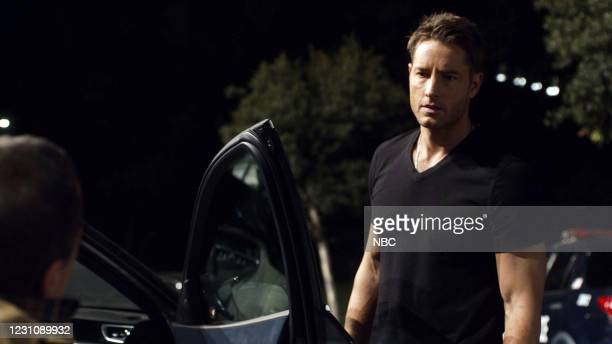 """There"""" Episode 507 -- Pictured in this screengrab: Justin Hartley as Kevin --"""