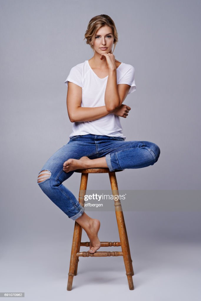 There is beauty is simplicity : Stock Photo