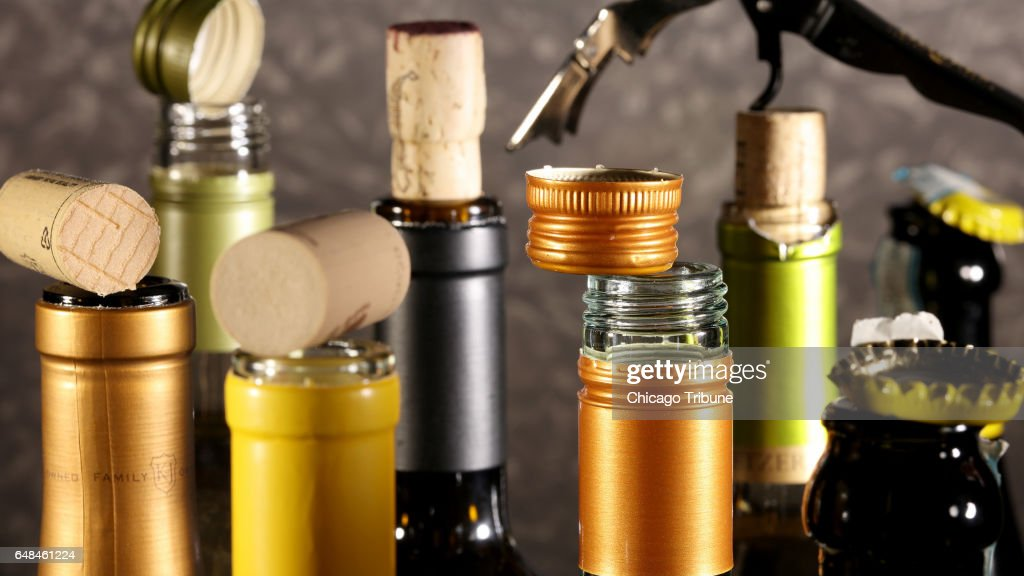 Whatís the best wine stopper? Depends on the job it needs to do : News Photo