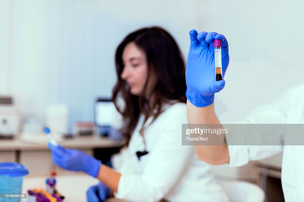 There is something fascinating about science : Stock Photo