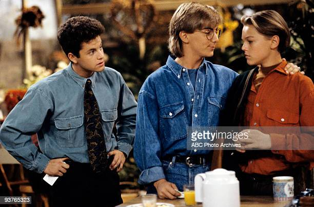 PAINS There Must Be a Pony Season Seven 11/2/91 Mike and Ben on Luke's first day of high school