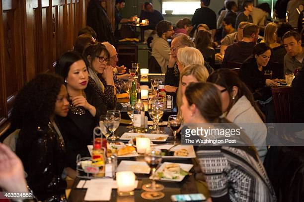 There was a packed house at Mr Henry's for Friday night jazz featuring The Kevin Cordt Quartet on January 16 2015 in Washington DC Mr Henry's was an...