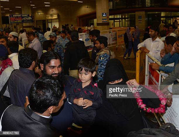 There were 119 Pakistani citizens evacuated from Yemen that were brought to Karachi earlier by a Pakistan Navy Ship Aslat from Yemen which landed at...