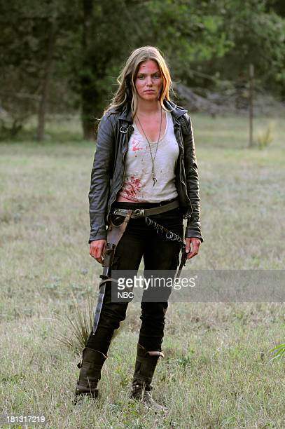REVOLUTION 'There Will Be Blood' Episode 202 Pictured Tracy Spiridakos as Charlie Matheson