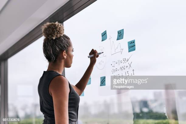 there's a new plan on the wall - strategy stock photos and pictures