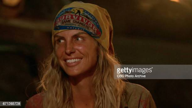 'There's A New Sheriff in Town' Sierra DawnThomas at Tribal Council on the eighth and ninth episode of SURVIVOR Game Changers airing Wednesday April...