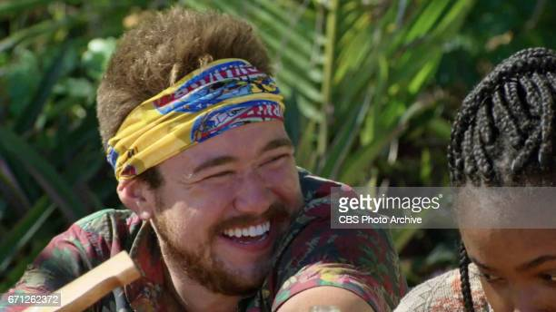 'There's A New Sheriff in Town' Zeke Smith on the eighth and ninth episode of SURVIVOR Game Changers airing Wednesday April 19 on the CBS Television...