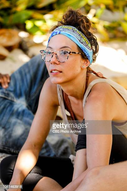 There's Gonna Be Tears Shed Gabby Pascuzzi on the seventh episode of SURVIVOR David vs Goliath airing Wednesday Nov 7 on the CBS Television Network