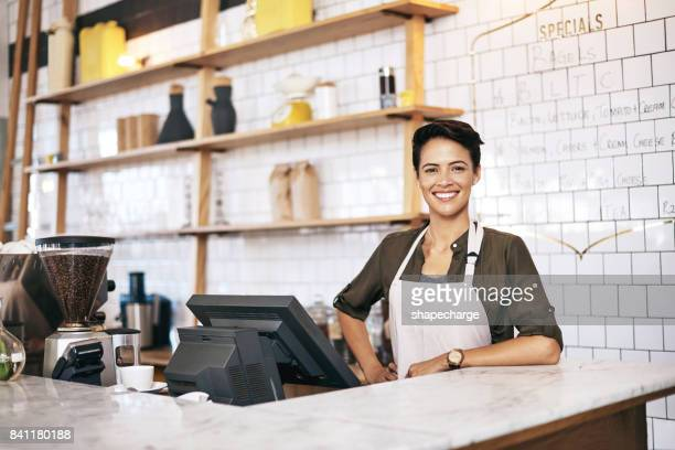 there's money to be made in coffee - cash register stock pictures, royalty-free photos & images