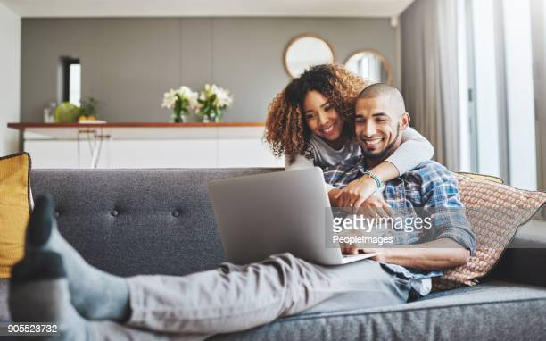 there's no denying their connection - sofa stock pictures, royalty-free photos & images