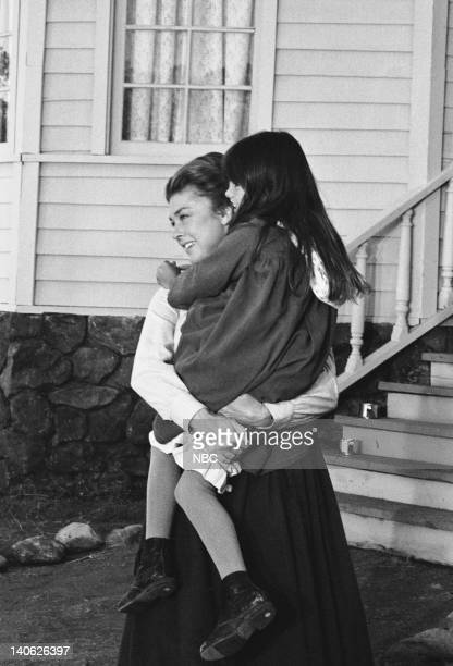 PRAIRIE There's No Place Like Home Part 1 Episode 5 Aired 10/9/78 Pictured Karen Grassle as Caroline Quiner Holbrook Ingalls Lindsay/Sydney Greenbush...