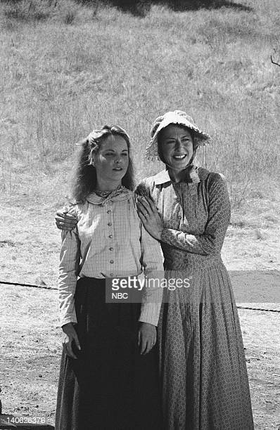 PRAIRIE There's No Place Like Home Part 1 Episode 5 Aired 10/9/78 Pictured Melissa Sue Anderson as Mary Ingalls Kendall Karen Grassle as Caroline...