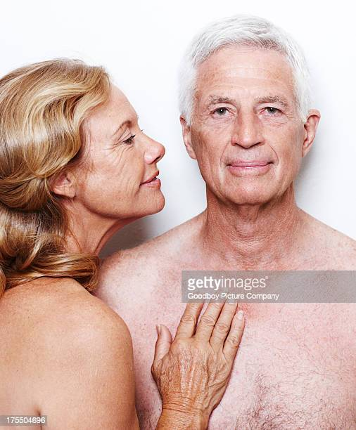 there's no secrets between them - naturism stock photos and pictures