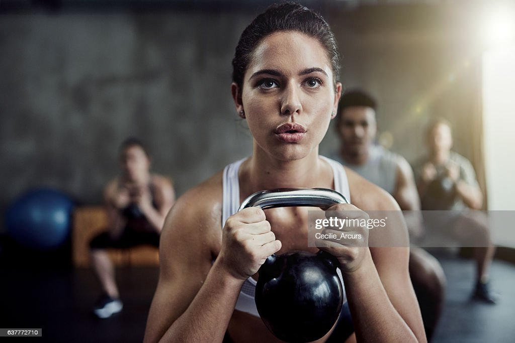 There's no stopping her now : Stock Photo