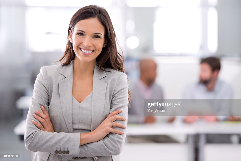 There's nothing they can't achieve! : Stock Photo